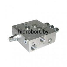 Ремонт распределительного блока гидроборта